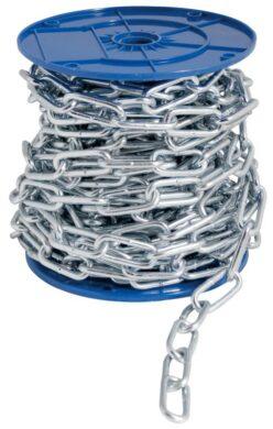 Řetěz dlouhé oko  6x43/18m DIN5685C(32795)