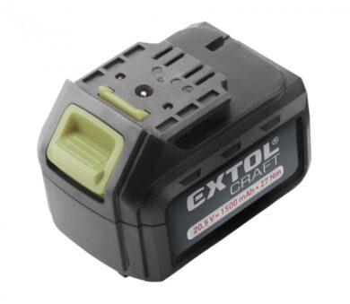 Baterie akumulátorová 18V, Li-ion, 1500mAh(80074)