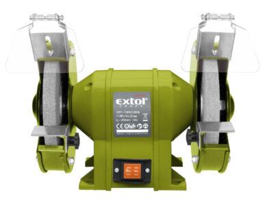 Bruska dvoukotoučová 350W stolní(60083)