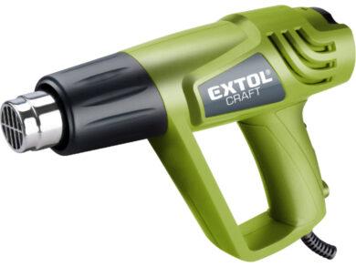 Pistole horkovzdušná, 2000/1000W, 550/350°C(80596)