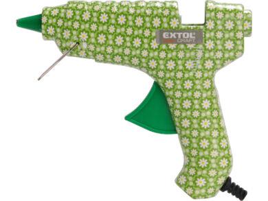 Pistole tavná lepící,40W 11mm květi(80224)