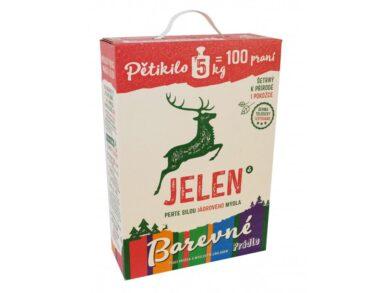 D Jelen BOX barevné prádlo 5kg(4443)