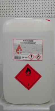 SHERON Dezinfekce 25l Anti-COVID(8739)
