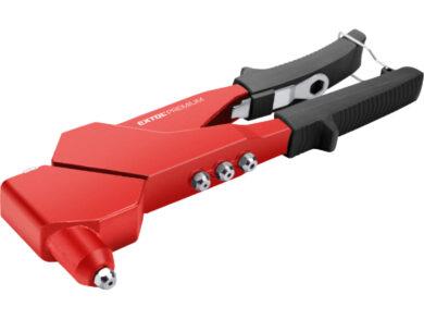 Kleště nýtovací 280mm s otoč.hlavou(40489)