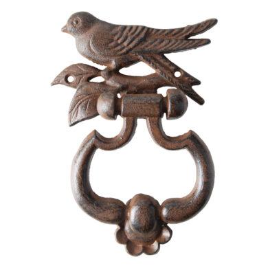 Klepátko litinové s ptáčkem(28954)