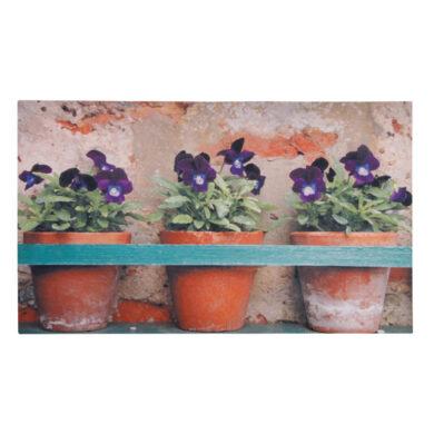 DOP Podložka pod litinovou rohožku - květináče(54510)