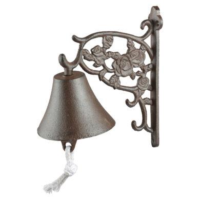 Zvonek litinový, růže(54502)
