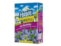Hnojivo Hoštické 1kg borůvky-Hnojivo Hoštické borůvky 1 kg