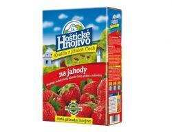 Hnojivo Hoštické 1kg jahody-Hnojivo Hoštické jahody 1kg