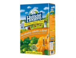 Hnojivo Hoštické 1kg okurky,cukety-Hnojivo Hoštické na okurky, cukety 1 kg