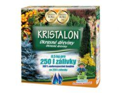 Hnojivo Kristalon Dřeviny/okr/500g-Hnojivo Kristalon na okrasné dřeviny 500 g