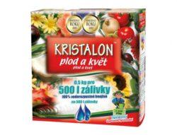Hnojivo Kristalon Plod+květ 500g/CS-Hnojivo Kristalon Plod + květ 500 g