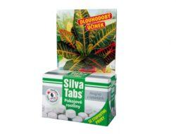 Hnojivo SILVA TABS Pokoj.rostl.250g-Hnojivo SILVA TABS Pokojové rostliny 250 g