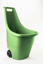 Zahradní vozík EASY GO Breeze 50l zelený-Vozík zahradní EASY GO BREEZE, 50L, zelený