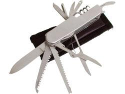 Nůž zavírací 11dílný s pouzdrem