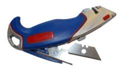 Nůž SX5000 kovový+5 čepelek-Nůž SX 5000 kovový + 5 čepelí