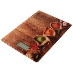 Váha kuch.digi.sklo/UH 5kg KOŘENÍ-Váha kuchyňská digitální sklo 5kg - des. koření