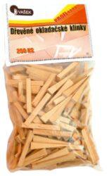 Klínky podlahové dřev.55x20x10-5,51-Dřevěné klínky 55x20x10