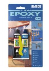 Alteco 3-ton Epoxy 56.8g lepidlo-Lepidlo Alteco Epoxy Steel, 56,8g