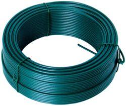 Drát napínací PVC 3.4mmx26m-Napínací drát PVC 3,4 mm x 26 m