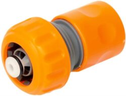 Rychlospojka+stop ventil 3/4-Rychlospojka + STOP ventil 3/4