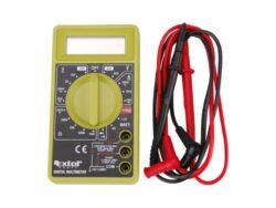 Multimetr digitální (U,I,R)-Digitální multimeter s akustickou signalizací (U,I, R)