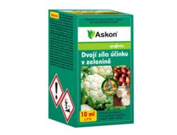 Postřik Askon 100ml-Postřik Askon - dvojí síla účinku v zelenině 10 ml