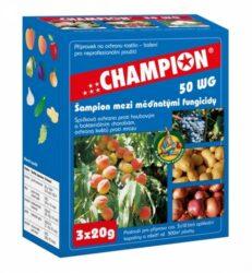 Postřik Champion 50WP, 3x20g-Postřik Champion 50WP, 3x20g