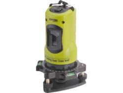 Laser liniový, křížový a samonivelační 34900                                    -Laser liniový, samonivelační typ 34900