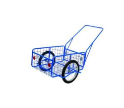 Vozík Forman s b. nafuk. koly, komaxit, 550x780x340mm, nosnost 100kg-Vozík FORMAN, komaxit, 550x780x340mm,100kg