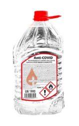 Dezinfekce Anti-COVID 5l-Anti-COVID dezinfekce 5l