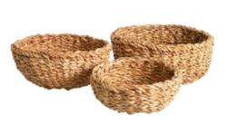 Košík mořská tráva 25x11cm kulatý-Košík mořská tráva 25x11cm, kulatý