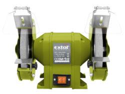 Bruska dvoukotoučová 350W stolní-Bruska dvoukotoučová stolní 350W