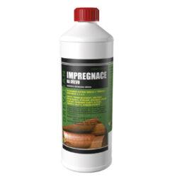 Dřevosan - Impregnace na dřevo 5 kg zelená-Dřevosan 5kg zelený