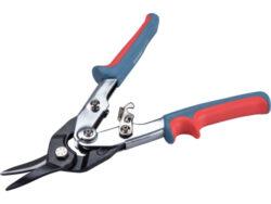 Nůžky na plech převodové-Nůžky na plech, převodové, rovné, 255mm