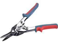 Nůžky na plech převodové, 255mm, rovné-Nůžky na plech převodové, rovné, 255mm