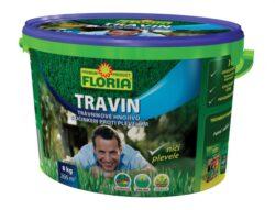 Hnojivo trávníkové FLORIA Travin 8kg-Hnojivo granulované Travin Floria 8kg
