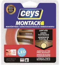 Páska oboustr.,8mm/10m montážní MONTACKCEYS-Lepící oboustranně montážní páska 8mm x 10m