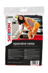 SHERON výstražná vesta CZ/SK-Vesta výstražná/reflexní CZ/SK