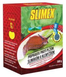 Slimex proti slimákům 500g-Slimex nástraha na slimáky 500g