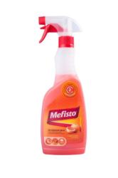 Čistič krbových skel Mefisto 500ml-Čistící přípravek Mefisto na krbová skla 500ml