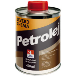 D Petrolej 420ml/12ks - Petrolej 420ml