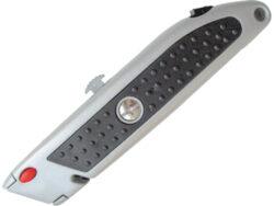 Nůž kovový s výměnným břitem,s tlač