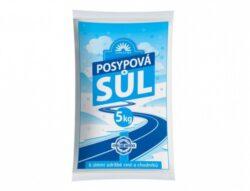 D Sůl posypová  5kg-Sůl posypová 5kg