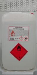 SHERON Dezinfekce 25l Anti-COVID-Anti-COVID dezinfekce 25l