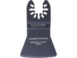 Špachtle  52mm ohebná zaoblená-Špachtle Premium je ohebná zaoblená, 52mm