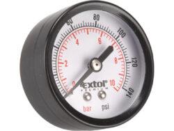 Manometr,EXTOL PREMIUM-Manometr k regulátoru tlaku