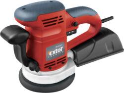 Bruska vibrační excentrická 450W, 150mm-Bruska excentrická 450W