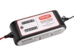 Nabíječka baterií 9st.říz.mikroproc