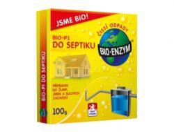 Bio-P1 do septiku 100g /H3435/-BIO -P přípravek do septiku 100g